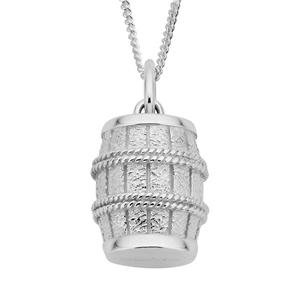 <p>Barrel Pendant</p>
