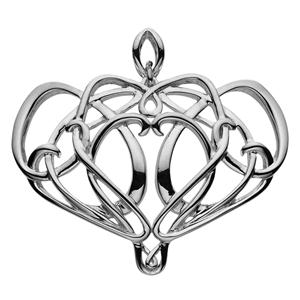 <p>Elrond Brooch Pendant</p>