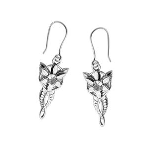 <p>Arwen's Evenstar earrings.</p>