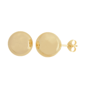 <p>10mm Ball Stud Earrings</p>